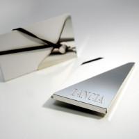 Porta biglietto tascabile brand Lancia