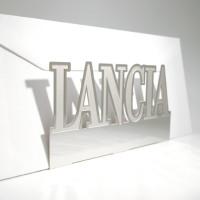 Porta Lettere Brand Lancia