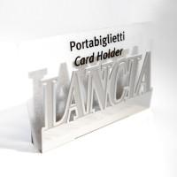 Porta biglietti brand Lancia